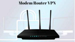 Modem-Router-VPN