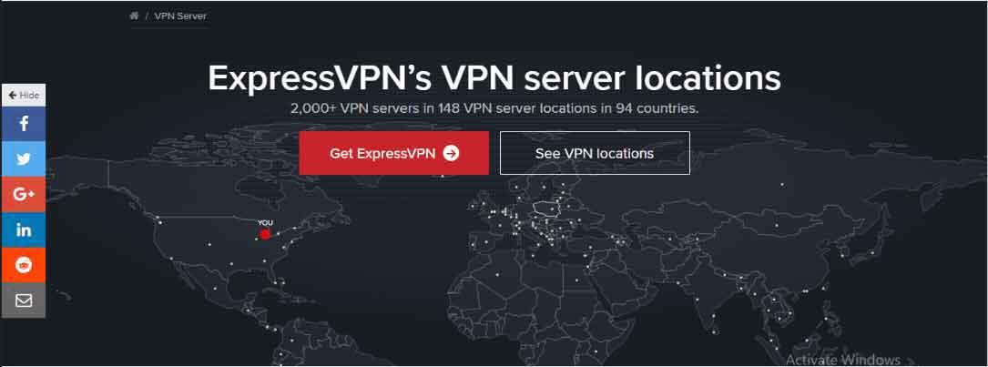 expressvpn-servers