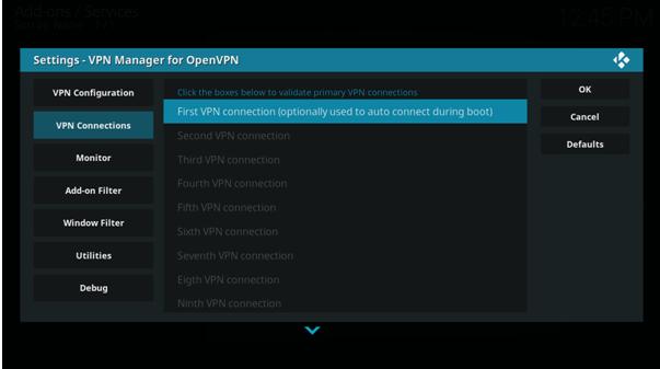 expressvpn kodi settings
